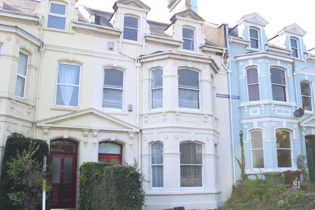 Thumbnail Terraced house for sale in Molesworth Road, Stoke, Plymouth