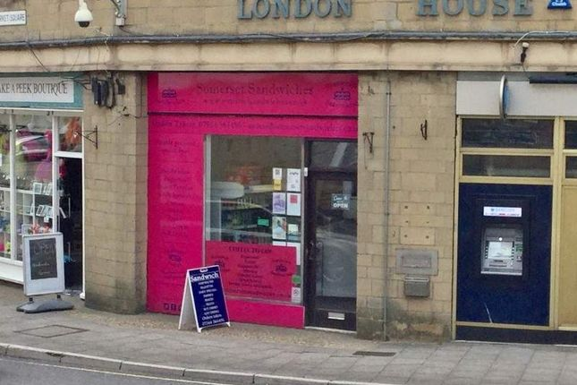 Thumbnail Restaurant/cafe to let in Unit 3, London House, Crewkerne