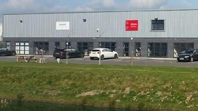 Thumbnail Light industrial to let in Phase 2 Ribble Court, Red Scar Business Park, Longridge Road, Preston, Lancashire