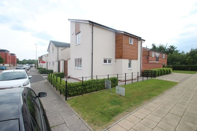 Thumbnail Property to rent in Watkin Road, Freemens Meadow, Leicester, Leicestershire