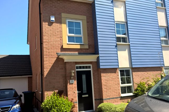 Thumbnail Property to rent in Coventry Canal Basin, St. Nicholas Street, Coventry
