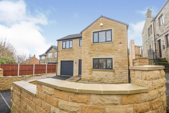 Thumbnail Detached house for sale in The Bank, Idle, Bradford