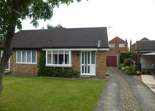 2 bed semi-detached bungalow for sale in Lochrin Place, York