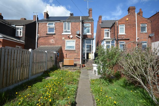 2 bed semi-detached house for sale in Jawbones Hill, Chesterfield S40