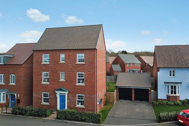 Thumbnail Detached house for sale in Renaissance Way, Barlaston, Stoke-On-Trent