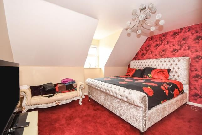 Master Bedroom of Chafford Hundred, Grays, Essex RM16