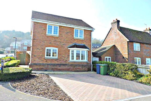 Thumbnail Detached house to rent in The Sidings, High Wycombe
