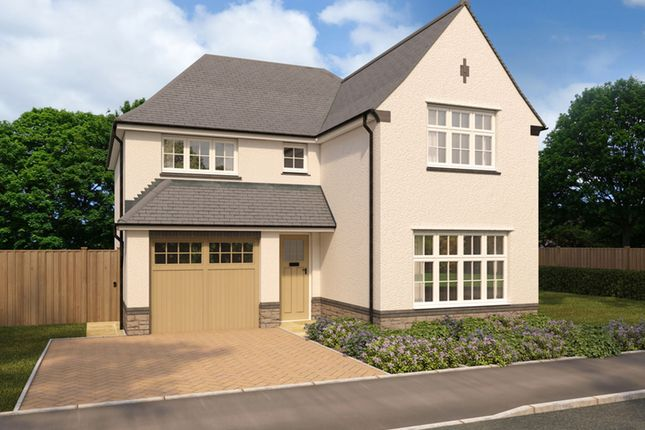 """Thumbnail Detached house for sale in """"Marlow"""" at Crediton Road, Okehampton"""