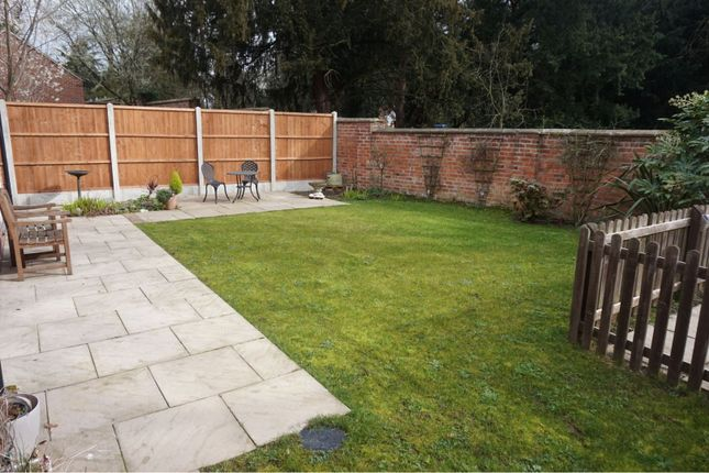 Rear Garden of Home Farm Close, Kelham NG23