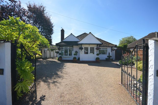 Thumbnail Detached bungalow for sale in Costessey, Norwich