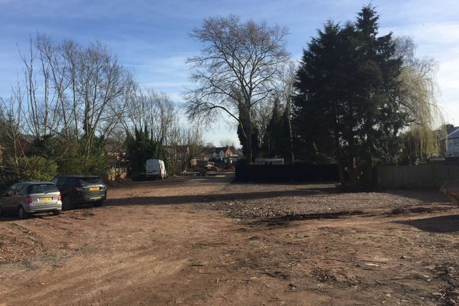 Land to let in Mill Lane, Northfield, Birmingham