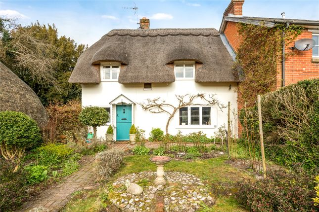 Thumbnail Detached house for sale in Basingstoke Road, Old Alresford, Alresford, Hampshire