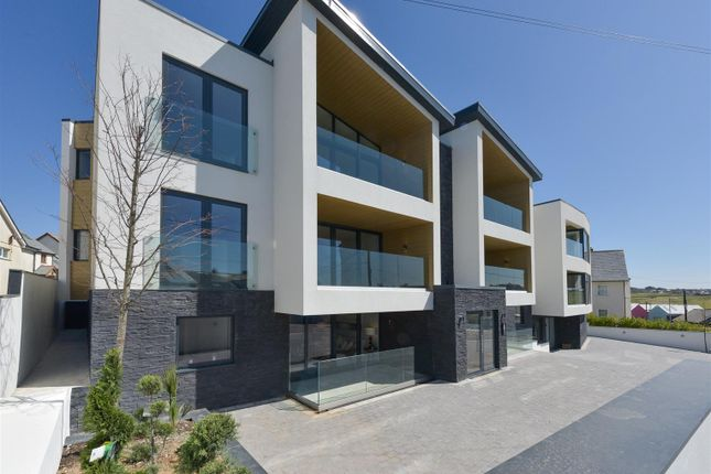 2 bed flat for sale in Apartment 6 'bol-Y-Maer', Maer Down, Bude EX23