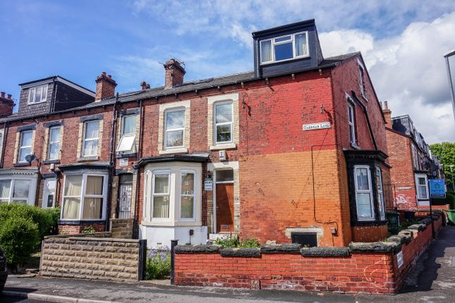Thumbnail End terrace house to rent in Cardigan Lane, Leeds