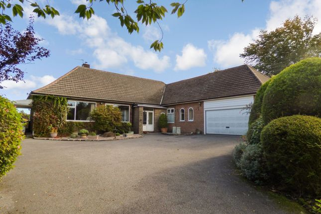 Thumbnail Bungalow for sale in Buxton Old Road, Disley, Stockport