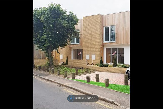 Thumbnail Terraced house to rent in Old Town, Croydon