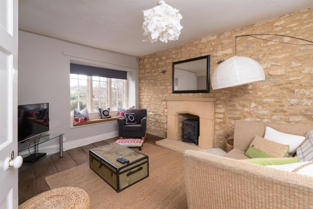 Living Room of High Street, Blockley, Gloucestershire GL56