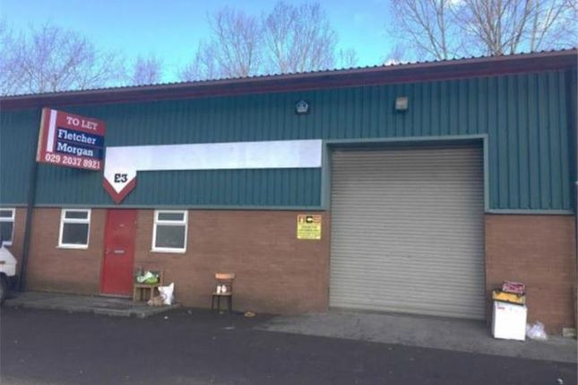 Thumbnail Commercial property to let in Unit E3, Penarth Road, Cardiff, UK