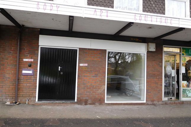 Retail premises to let in Edensor Court, Newcastle-Under-Lyme, Staffordshire