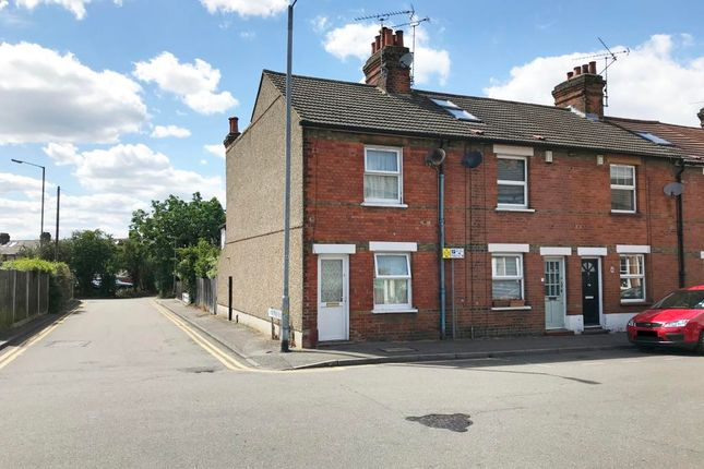 Thumbnail End terrace house for sale in 57 North Road Avenue, Brentwood, Essex