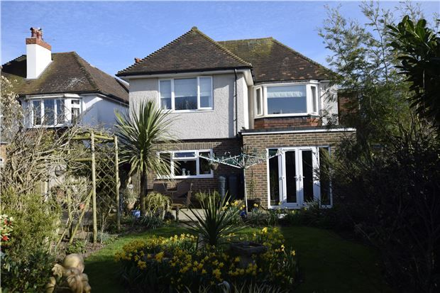 Thumbnail Detached house for sale in Southlands Road, Bexhill-On-Sea