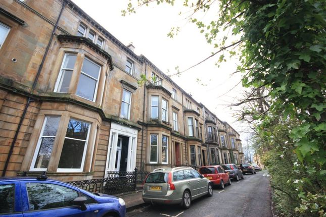 Thumbnail Flat to rent in Marchmont Terrace, Glasgow
