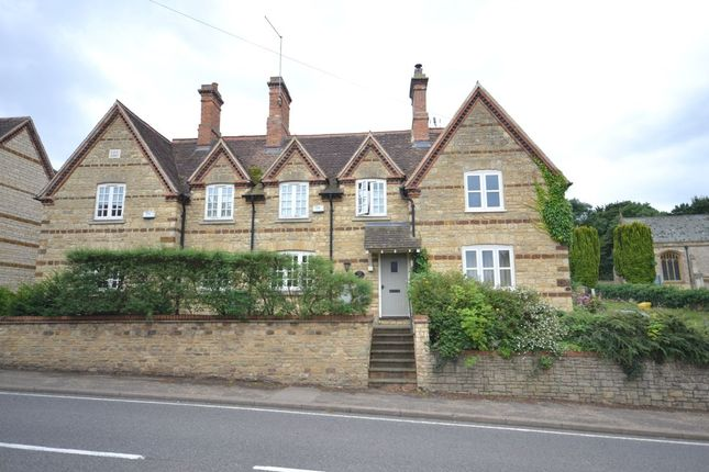 Thumbnail Terraced house to rent in High Street, Blisworth, Northampton