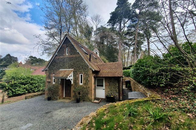 Thumbnail Detached house for sale in Old Compton Lane, Farnham, Surrey