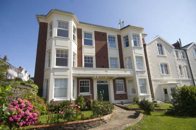 Thumbnail Flat to rent in Glanmor Court, Uplands, Swansea.