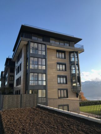 Thumbnail Duplex for sale in Montreux, Chexbres, Luxury 5 Bedroom Duplex Penthouse, Vaud, Switzerland