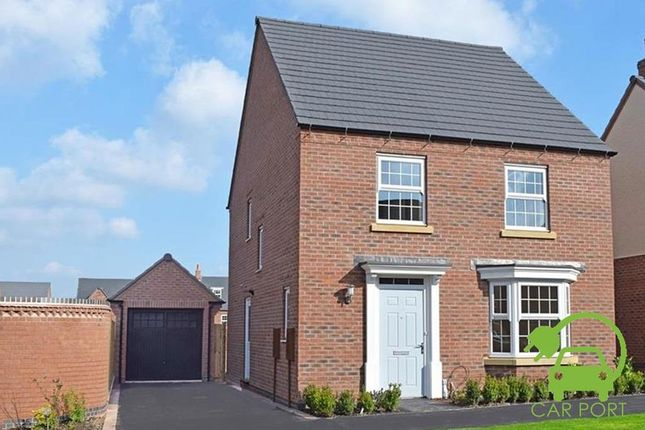 """Thumbnail Detached house for sale in """"Irving"""" at Harbury Lane, Heathcote, Warwick"""