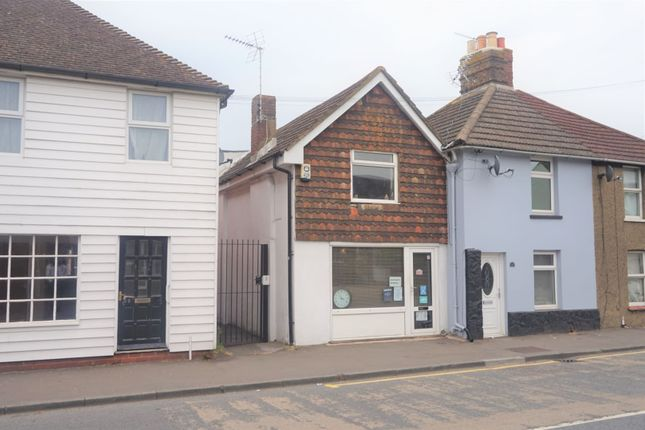 Thumbnail End terrace house for sale in London Road, Sittingbourne