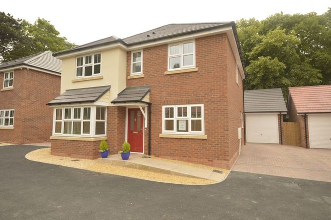 Thumbnail Detached house for sale in The Attingham Birches Barn Road, Wolverhampton