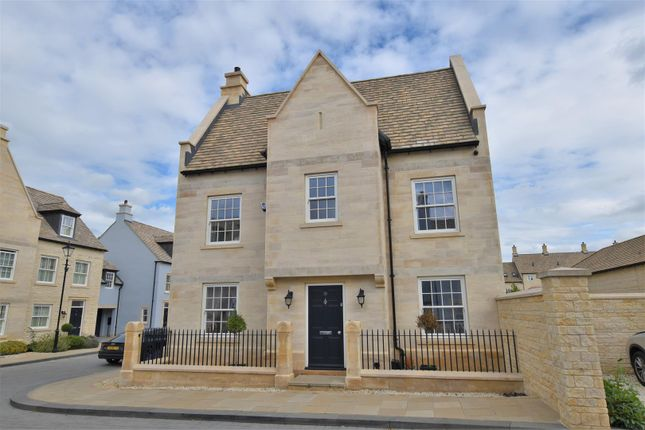 Thumbnail Town house to rent in Hereward Place, Stamford