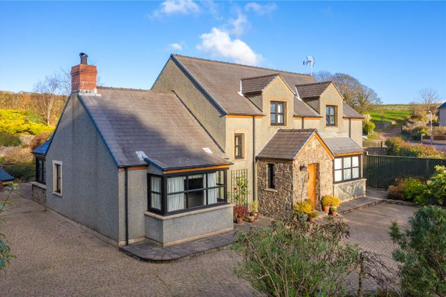 4 bed detached house for sale in Hedgerows, Liddeston, Milford Haven SA73