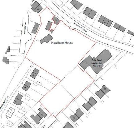 Thumbnail Land for sale in Rochdale Road, Ramsbottom, Bury, Greater Manchester