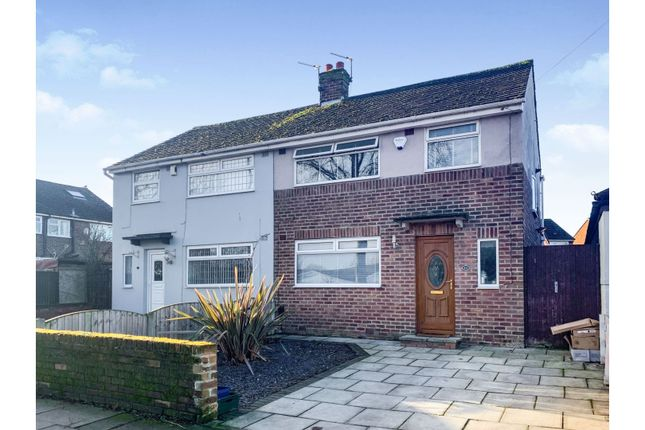 Thumbnail Semi-detached house for sale in Park Lane West, Bootle