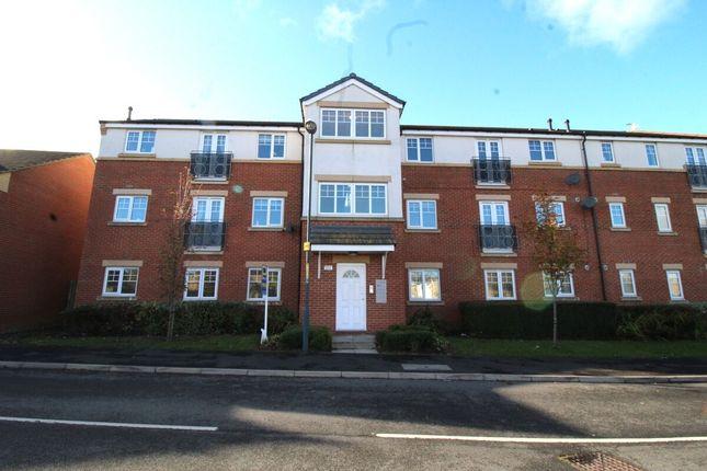 Thumbnail Flat to rent in Low Lane, South Shields