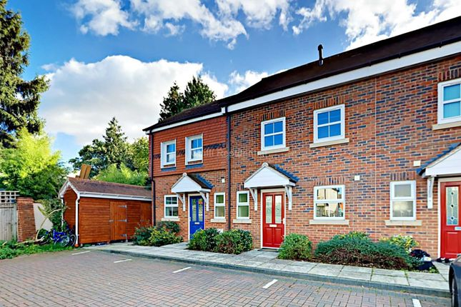 Thumbnail Terraced house to rent in Pembroke Mews, Farnborough