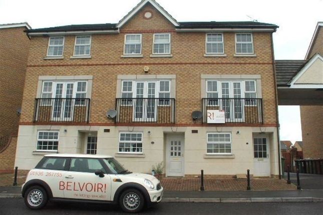 Thumbnail Property to rent in Lakeview Way, Hampton Hargate, Peterborough