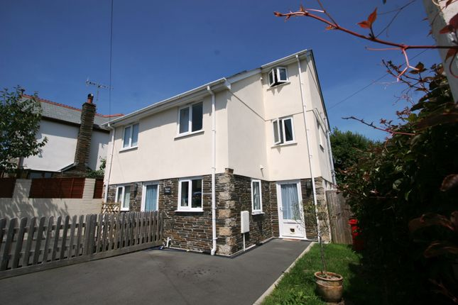Thumbnail Semi-detached house for sale in St. Johns Road, Millbrook, Torpoint