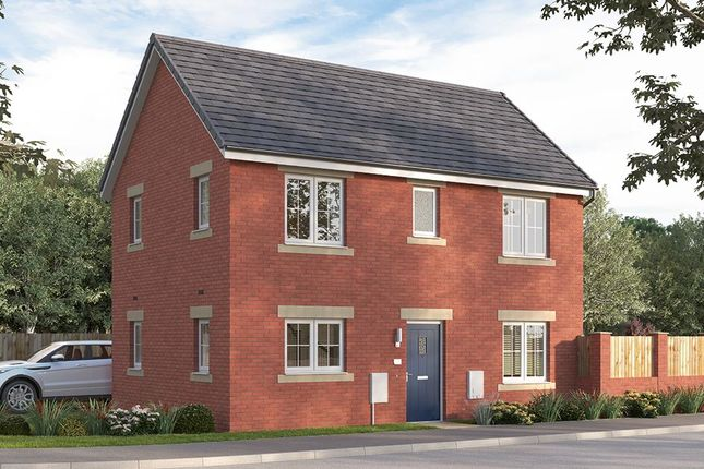 "Thumbnail Detached house for sale in ""The Stourbridge Detached"" at Browney Lane, Browney, Durham"
