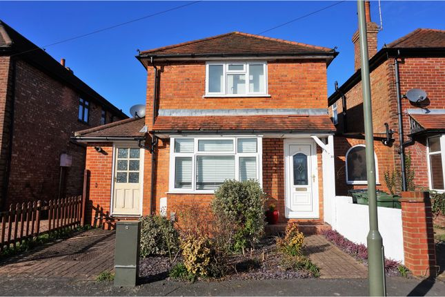 Thumbnail Link-detached house for sale in Percy Road, Guildford