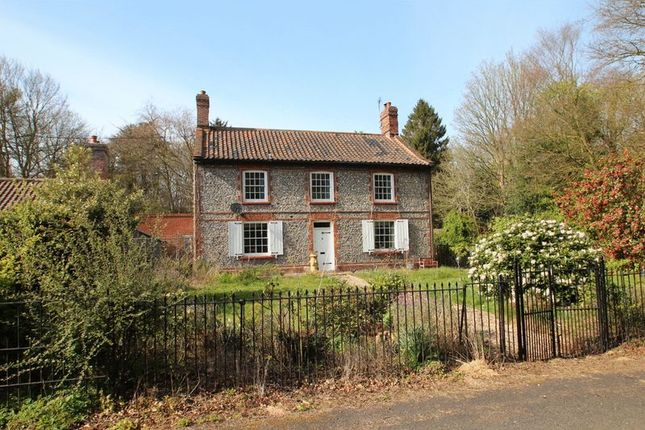 Thumbnail Detached house for sale in Holt Road, Aylmerton, Norwich