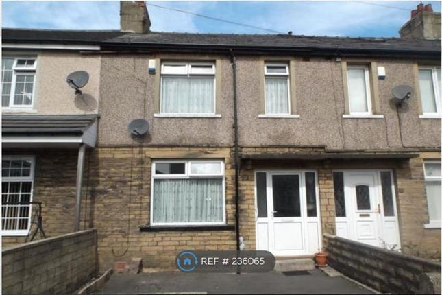 Thumbnail Terraced house to rent in Poplar Rd, Bradford