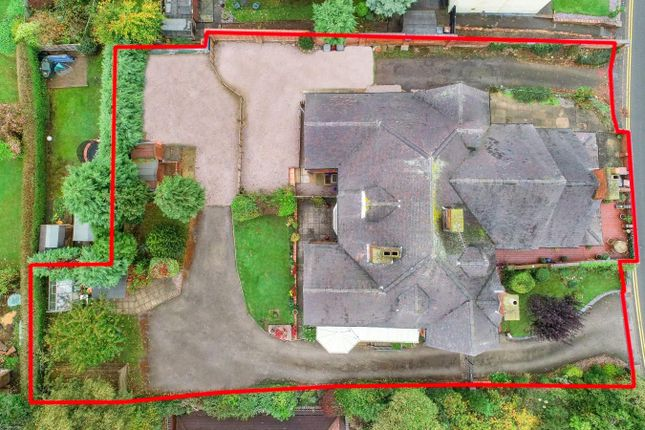 Thumbnail Detached house for sale in Burton Road, Ashby De La Zouch, Leicestershire