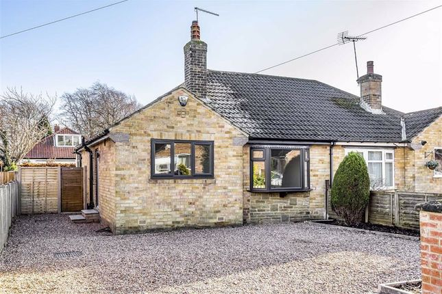 Thumbnail Semi-detached bungalow to rent in Castle Road, Killinghall, North Yorkshire