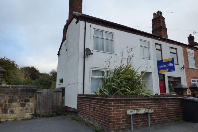 Thumbnail Terraced house to rent in Lawrence Street, Sandiacre, Nottingham