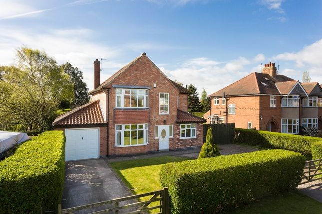 Thumbnail Detached house for sale in Park Avenue, New Earswick, York