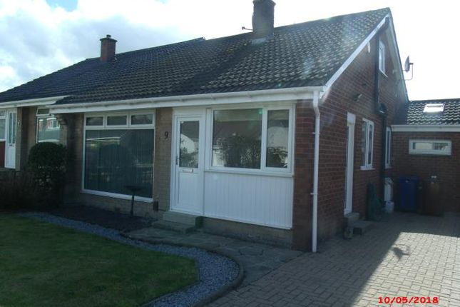 Thumbnail Semi-detached bungalow to rent in Cleddans Crescent, Hardgate, Clydebank